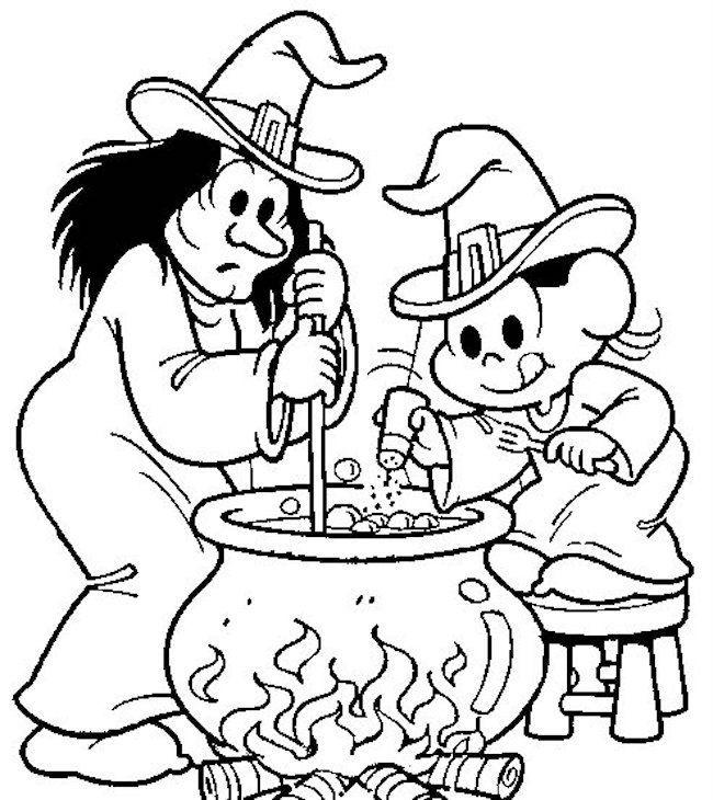Desenhos De Halloween Para Colorir De 50 Atividades De Dia Das Bruxas Halloween Para Colorir Desenhos De Halloween Colorir