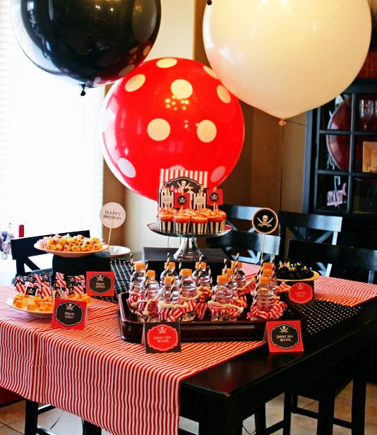 1000 images about birthday party ideas on pinterest for 13th birthday decoration ideas