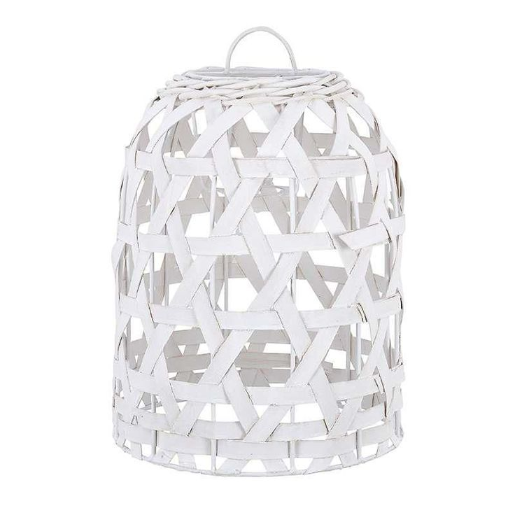 Hat Lighting Wooden Wire Mesh '' White Branches '' #homerecipegr
