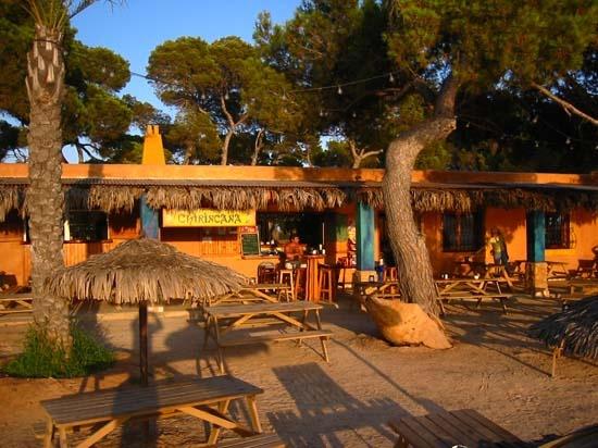 La Playa Camping, Ibiza, Best Hippy Campsite: - http://ibizacamping.free.fr/