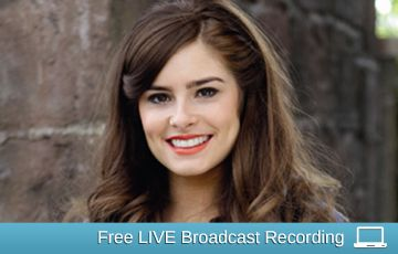 Act On This LIVE Broadcast Launch With Actress Rachel Shenton! | Act On This - The TV Actors' Network