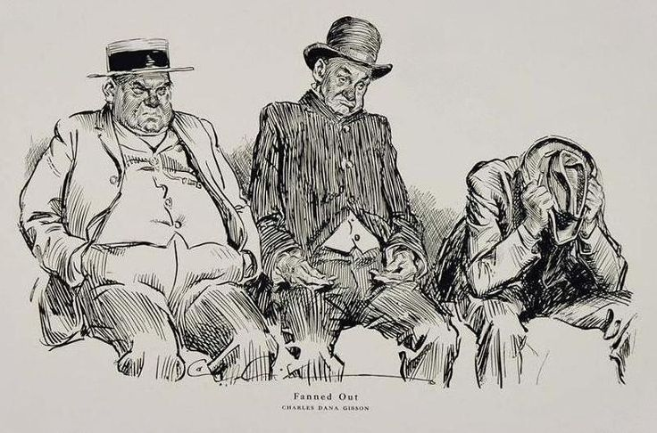 Fanned Out, Charles Dana Gibson - Charles Dana Gibson - Wikipedia, the free encyclopedia