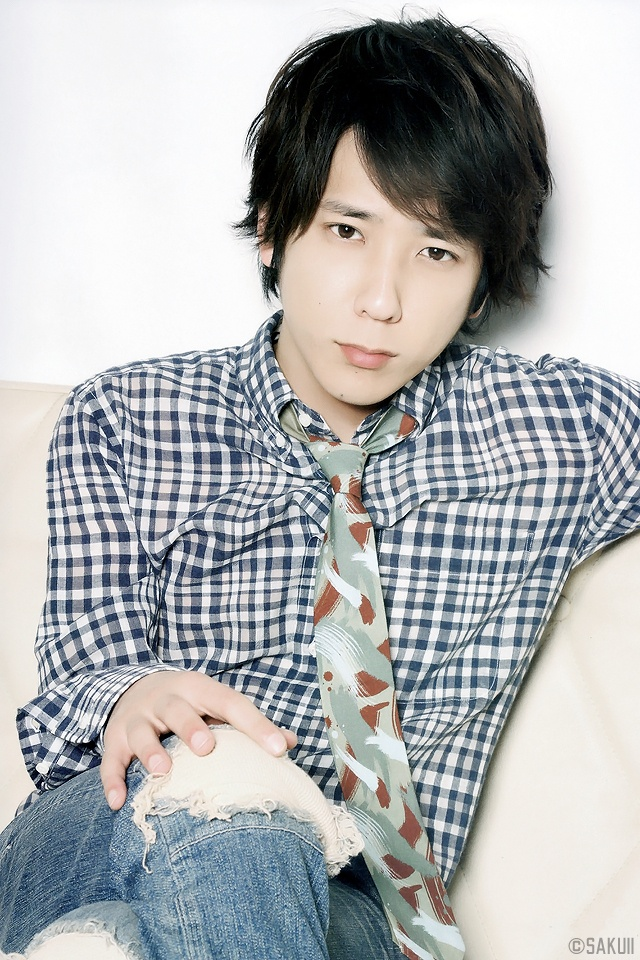 Kazunari Ninomiya....yep I am a little obsessed with him LOL :P