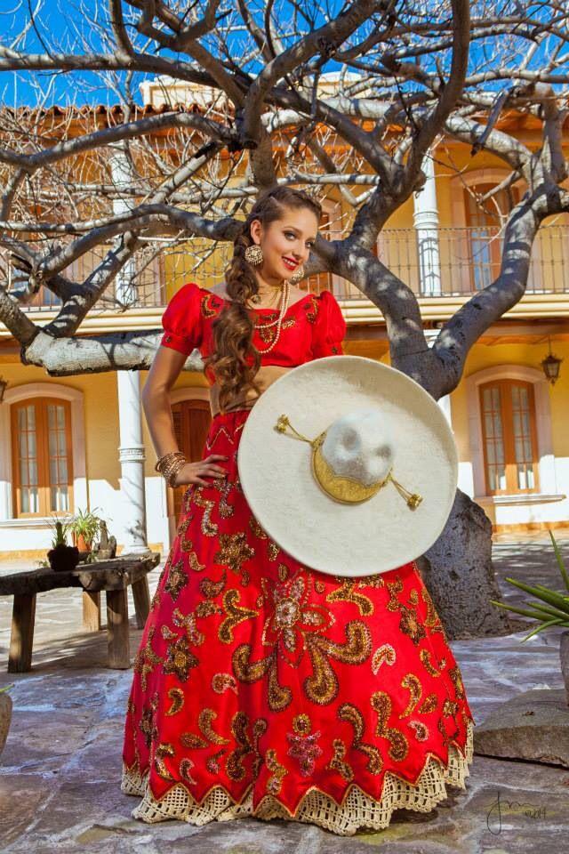 Quincea 241 Era Charra Mexican Woman Somos Vaqueros Country