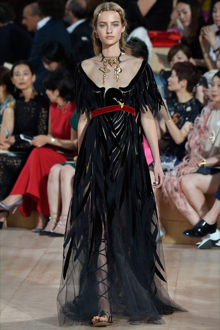 visual optimism; fashion editorials, shows, campaigns & more!: valentino haute couture fall / winter 15.16 rome