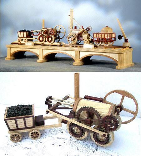 Wooden Toy Train Patterns : Images about wooden toy train plans on pinterest