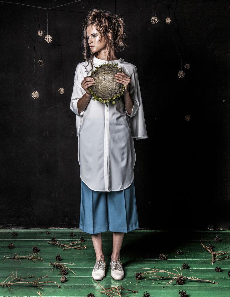 Colors of Fall for Elegant Magazine  Stylist: Wioletta Kuprowska Model: Aleksandra / Myskena Photographer: Anna Geziuk MUA: Andżelika Wojczyszyn