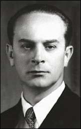 Jacobo Arbenz. Presidente de Guatemala entre 1950 y 1954.