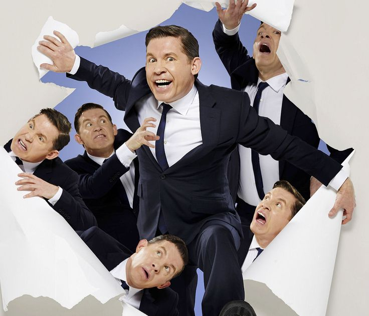 Lee Evans | Monsters Tour got tickets for this next year LOVE HIM