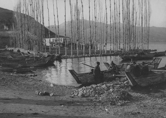 Kastoria city,19th century