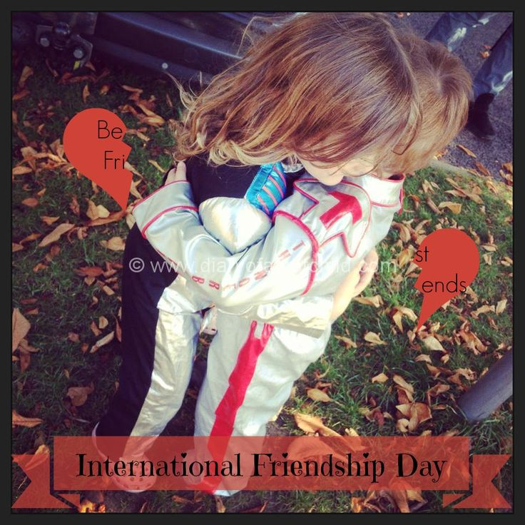 18 Friendship Day Activities For Pre-School Fun {PlayLearning} | Diary of a First Child