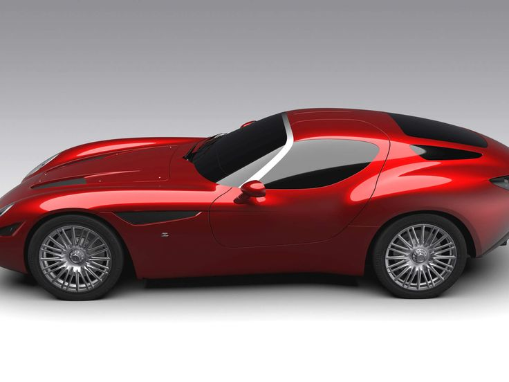 The Zagato Mostro Maserati Is Officially The Hottest Thing In Italy