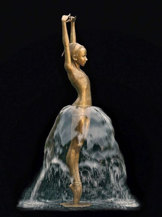 Poetic Fountain Sculptures | ZsaZsa Bellagio - Like No Other