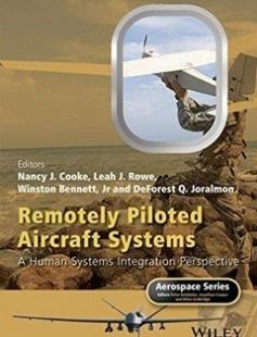 Remotely Piloted Aircraft Systems: A Human Systems Integration Perspective free download by Nancy J. Cooke Leah J. Rowe Winston Bennett Jr. DeForest Q. Joralmon ISBN: 9781118965917 with BooksBob. Fast and free eBooks download.  The post Remotely Piloted Aircraft Systems: A Human Systems Integration Perspective Free Download appeared first on Booksbob.com.
