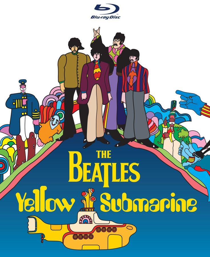 [노란 잠수함 Yellow Submarine, 1968] 영국·미국 | 애니메이션·어드벤처·코미디 |  90분 | 감독-조지 더닝 | 출연-존 레논, 링고 스타, 폴 매카트니, 조지 해리슨