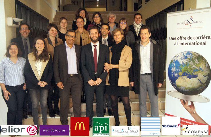 """Forum emploi spécial """"Restauration"""" à l'Ecole de Savignac"""