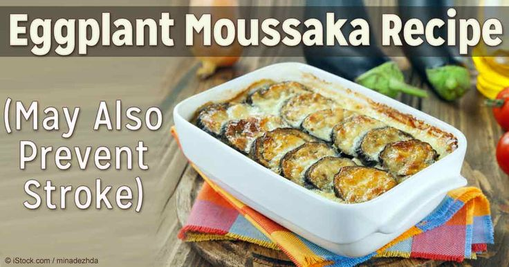 Enjoy the creamy goodness of this eggplant moussaka recipe that will not only melt your heart, but is sure to boost your health as well.