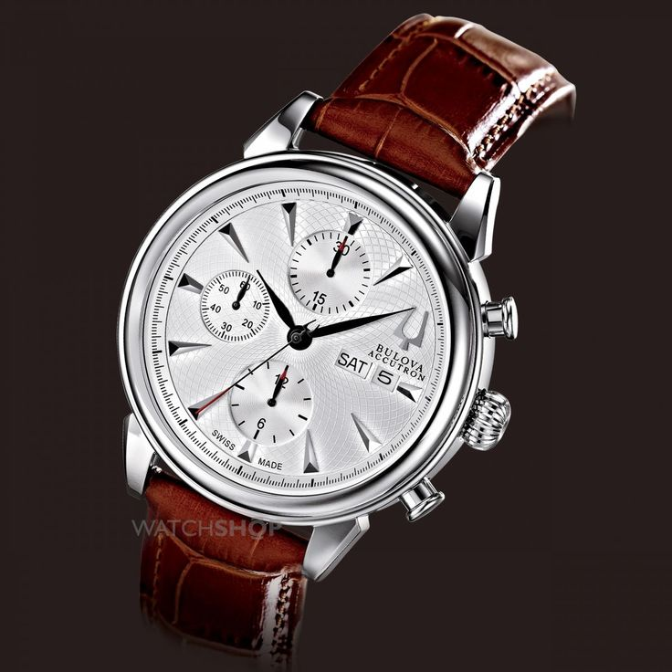 18 best images about watches shops bulova watches bulova accutron men s gemini automatic chronograph watch