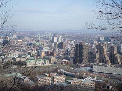 WWW  Wiersze Wycieczki Wspomnienia: Montreal (Kanada) - część pierwsza