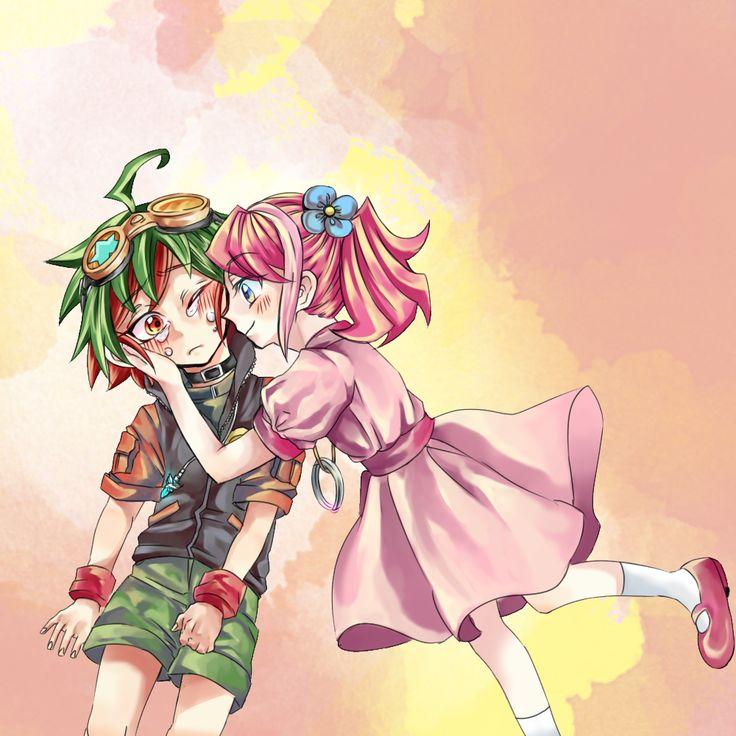 Yugioh - Yuya and Yuzu | Yuya and Yuzu | Pinterest  Yugioh - Yuya a...