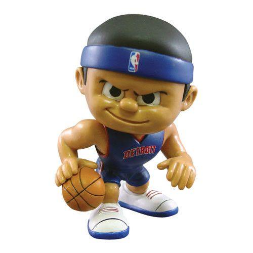 Detroit Pistons NBA Lil' Teammates Vinyl Playmaker Sports Figure (2 3/4 Tall)
