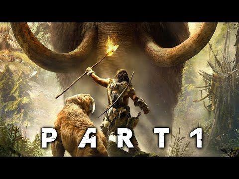 Far Cry Primal Walkthrough Gameplay Part 1 - Animals (PS4
