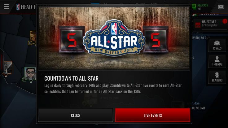 NBA Live Mobile All-Star Program Is Upcoming - Play Countdown to All-Star Live Events - See more at: http://www.ballcoins.com/nba-live-mobile/news--349--nba-live-mobile-allstar-program-is-upcoming-play-countdown-to-allstar-live-events-to-earn-packs-with-all-star-itemsplayers#sthash.CLyDI9A3.dpuf