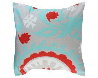 Grigio pois decorativo Throw Pillow Cover di TwoDreamsatHome