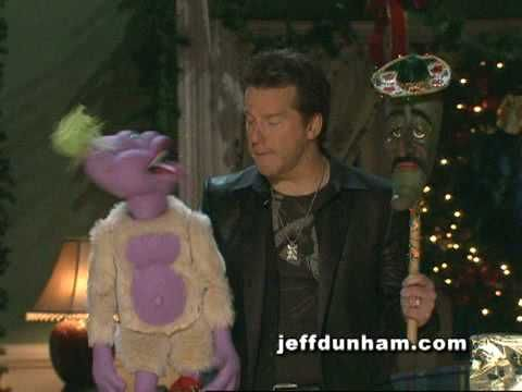 Jeff Dunham's Very Special Christmas Special - Peanut (+playlist)