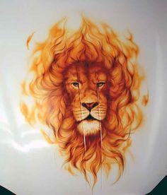 fire lion more tattoo ideas lion tattoo design lion head tattoos ideas ...