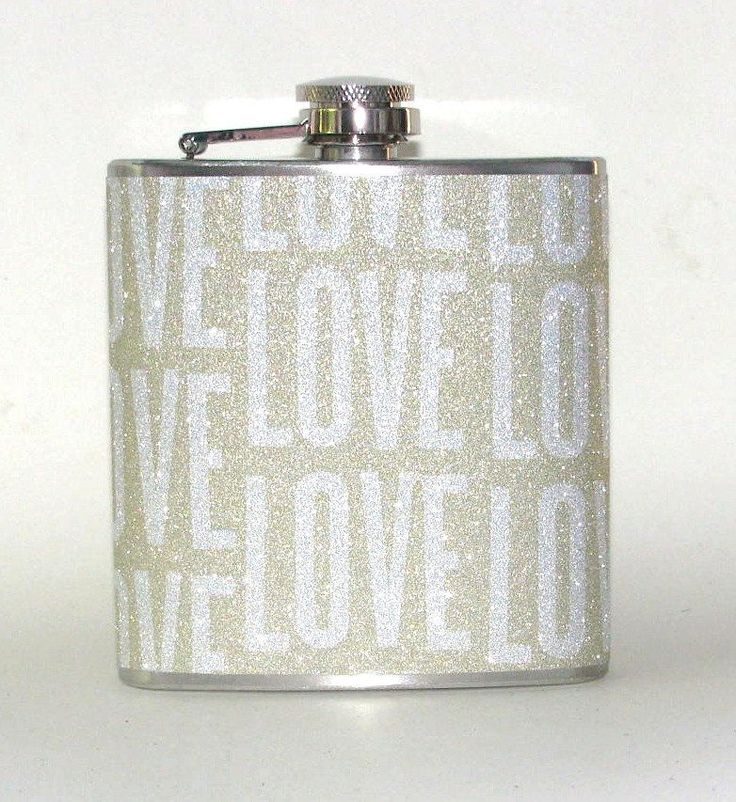 Channel Your Inner Rihanna With These Sparkly Flasks #refinery29 http://www.refinery29.com/2017/02/140660/rihanna-flask-grammys#slide-2
