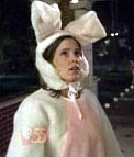 "Emma Caulfield (Anya on Buffy). ""It must be bunnies!"""