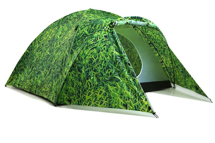 Fool on The Hill - Solar Powered Tent from The Stylish Camping Company
