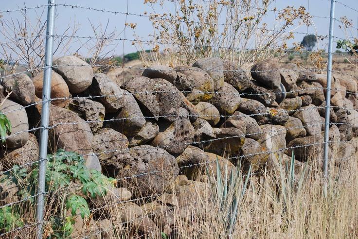 Atotonilco El Alto ancient rock wall