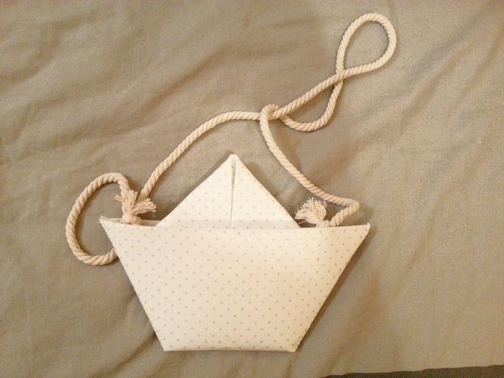 sac petit bateau tissu feutrine aiguilles patience et douleur boat bag marionnettes a. Black Bedroom Furniture Sets. Home Design Ideas