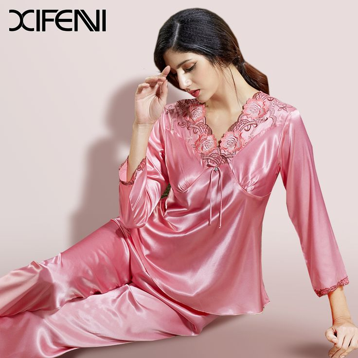 17 Best images about Brand Silk Women Pajamas on Pinterest ...