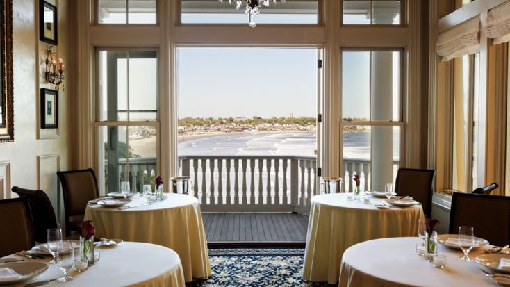 New England is home to three of the top inns in the U.S.