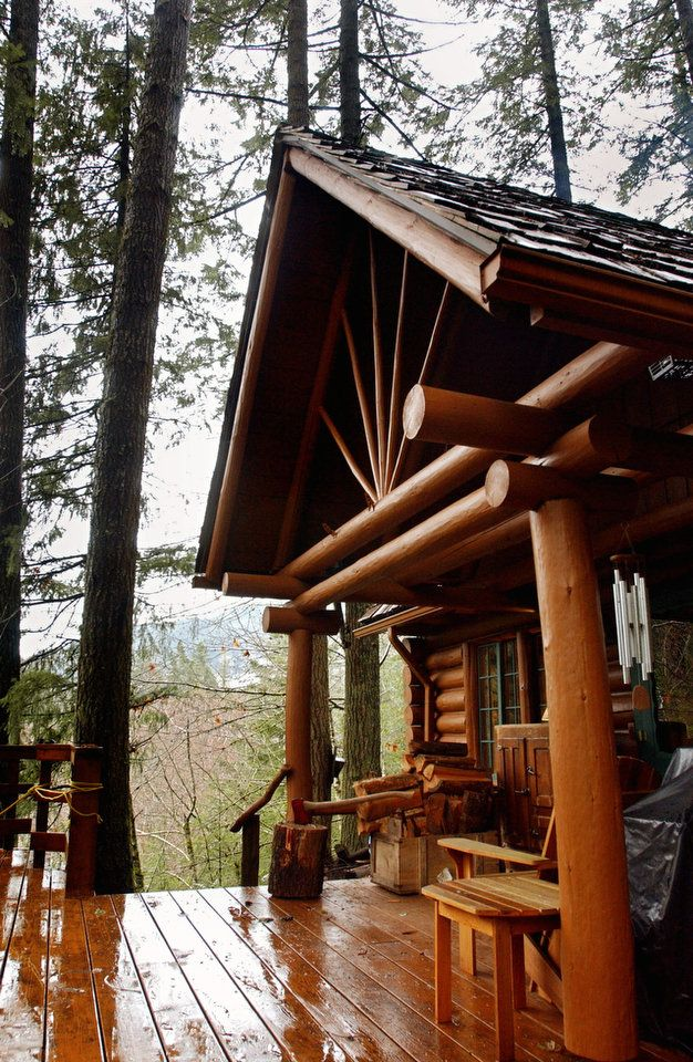 17 Best Images About Oregon Log Cabins On Pinterest