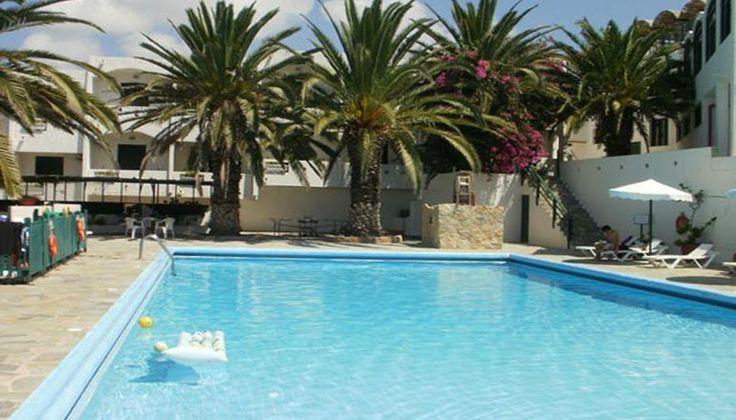 Arkesia Hotel στην Κάρπαθο μόνο με 126€!