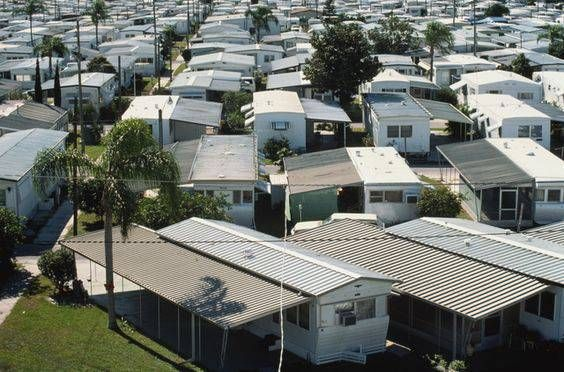 This mobile home roof over article goes over the three top material choices for mobile home roof overs for both flat and pitched roofs.