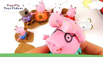 Peppa Pig Swimming Episodes English New Compilation - YouTube