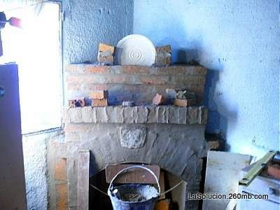 medio punto del horno