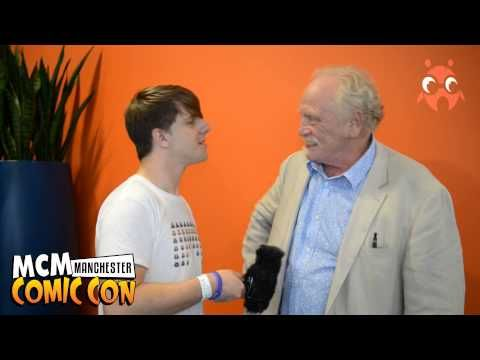 Interview with James Cosmo @ Manchester MCM 2014 - YouTube
