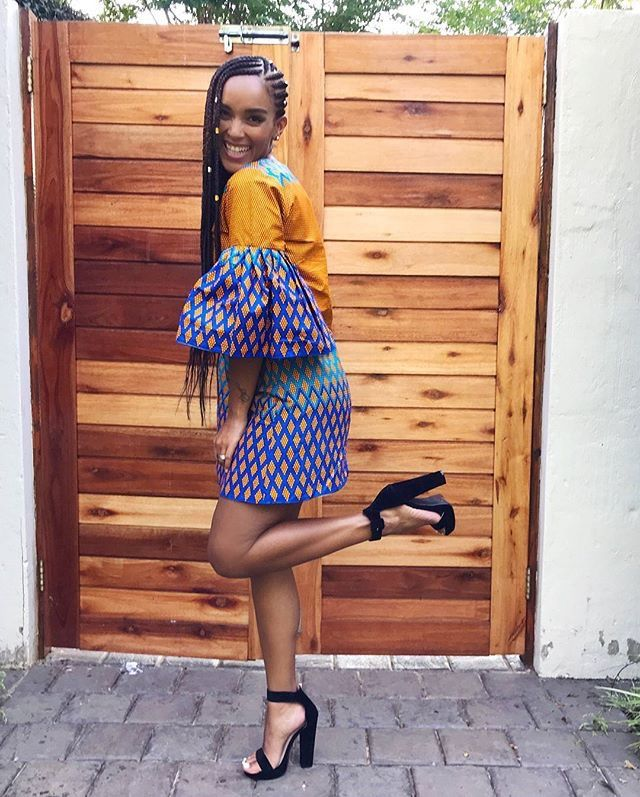 special beautiful and trendy ankara gown for ladies