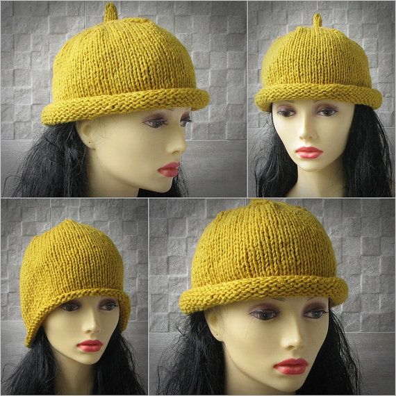 Advanced Style Winter Chemo Hat skull cap Womens by AlbadoFashion