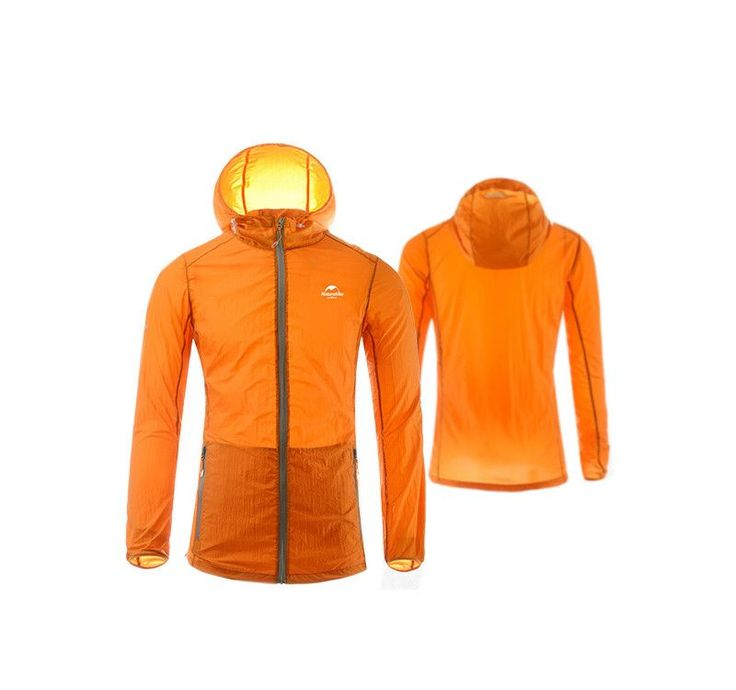 Naturehike Men's Skin Coat Lightweight Waterproof Jackets Sunscreen Coat NH16P001-MM