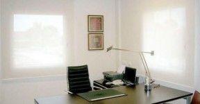 Cortinas para oficina en Barcelona | Esmo Interiorismo