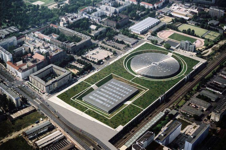 Dominique Perrault Architecture - Vélodrome et Piscine Olympique