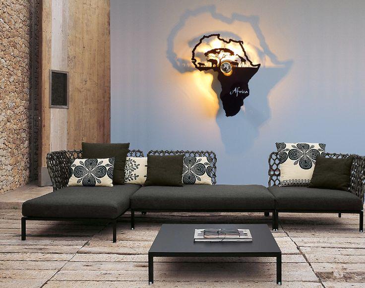 luminaire original avec concept ombre port e concept innovant et design modele present. Black Bedroom Furniture Sets. Home Design Ideas