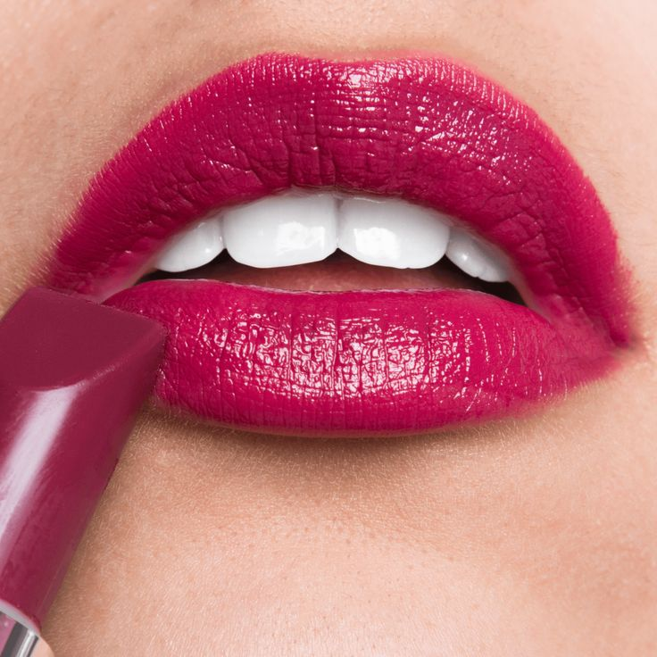 Limited edition Hypoallergenic Lipstick in 'Berry' is our JAM!